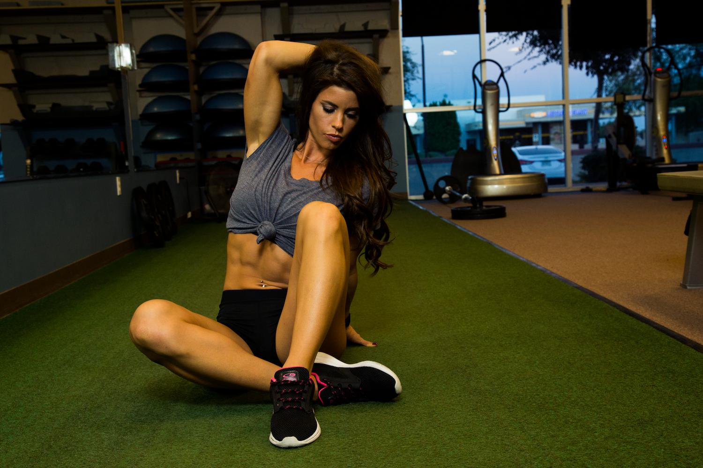 Redefine U Fitness Grey