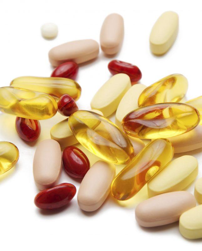 My Daily Vitamin Stack