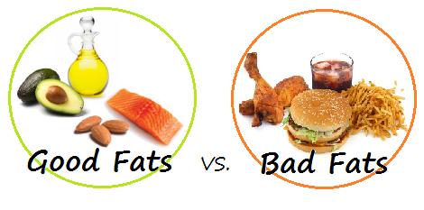 Good-vs-Bad-fats