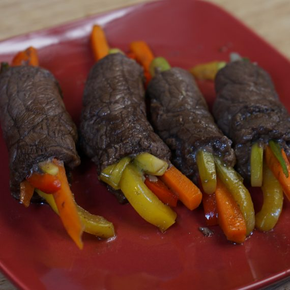 Steak roll-ups