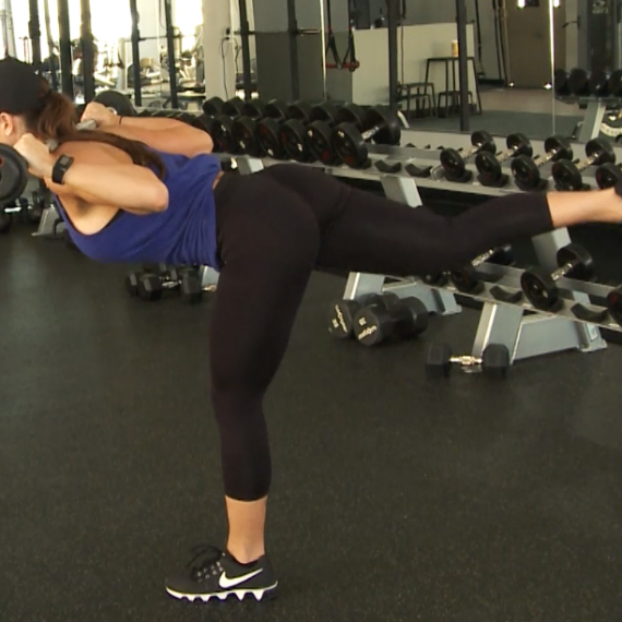 Glutes and Hammies 2