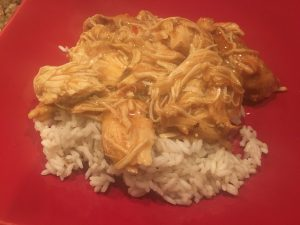 creamy chicken crockpot